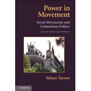 Power in Movement by Sidney G. Tarrow