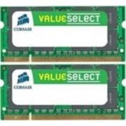 Corsair 4GB (2x2GB) DDR2 800MHz/PC2-6400 Laptop Memory CL5 1.8V