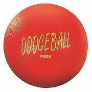 Martin Sports Perma-Skin Foam Dodgeball 6.3 Diameter - Red