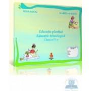 Educatie plastica. Educatie tehnologica cls 4 - Nina Bisog Marilena Bisog