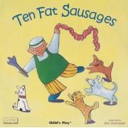 Ten Fat Sausages by Elke Zinsmeister