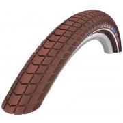 """SCHWALBE Big Ben Copertone 28"""" filo metallico Reflex marrone Copertoni biciclette elettriche"""