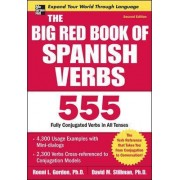The Big Red Book of Spanish Verbs by Ronni L. Gordon
