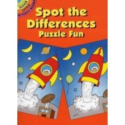 Spot the Differences Puzzle Fun by Fran Newman-D'Amico