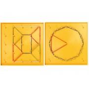 Tabla universala pentru figuri geometrice plane