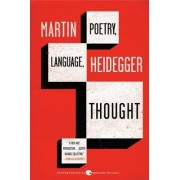Poetry, Language, Thought by Martin Heidegger
