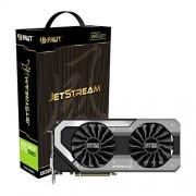 Palit GeForce GTX 1080 Jetstream 8 GB GDDR5 scheda grafica X VR Ready, Nero