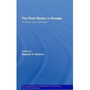 The Third Sector in Europe by Stephen P. Osborne