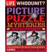 Life Picture Puzzle Mysteries Whodunit? by Editors Of Life Magazine