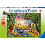 PUZZLE SEARA IN JUNGLA 300 PIESE Ravensburger