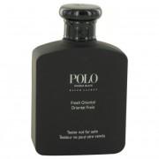 Ralph Lauren Polo Double Black Eau De Toilette Spray (Tester) 4.2 oz / 124 mL Fragrances 502152