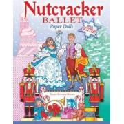 Nutcracker Ballet Paper Dolls by Eileen Rudisill Miller