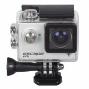 Kitvision Escape 4K - camera de actiune cu filmare 4k - negru-argintiu