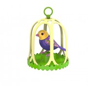 DigiBirds Bird + Cage + Ring - Available in 4 Colours