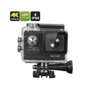 Elephone ELECAM Explorateur Elite - 4K Video, NTK96660 Chipset, Sony IMX 078 Capteur CMOS, 170 Degree Lens, IP68, (Noir)