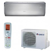 Aparat de aer conditionat Gree U Crown GWH09UB-K3DNA4F, Inverter, 9000BTU, Clasa A++ (Argintiu)