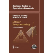 Linear Programming: Introduction v. 1 by George B. Dantzig