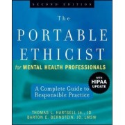 The Portable Ethicist for Mental Health Professionals: WITH HIPAA Update by Thomas L. Hartsell