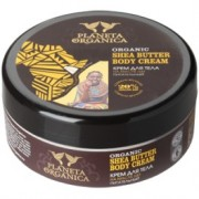 Planeta Organica Crema nutritiva corporala cu unt de shea