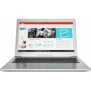 "Notebook Lenovo IdeaPad 520, 15.6"" Full HD, Intel Core i5-7200U, RAM 8GB, HDD 1TB + SSD 128GB, FreeDOS, Argintiu"