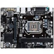 Дънна платка GIGABYTE H110M-DS2, 2x DDR4, sock 1151, D-Sub, parallel port, serial port, GA-MB-H110M-DS2