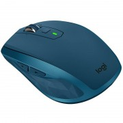 Mouse Logitech Bluetooth MX Anywhere 2S Midnight Teal