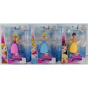Disney Petal Float Princess Set of 3 - Rapunzel Cinderella & Belle