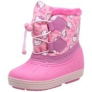 Cizme de zapada Hello Kitty roz