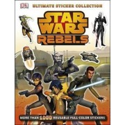 Star Wars Rebels Ultimate Sticker Collection by DK Publishing