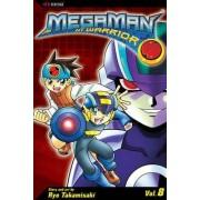 MegaMan NT Warrior: v. 8 by Ryo Takamisaki