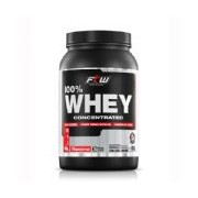 Whey Protein 100% Concentrate Ftw - 900G Morango - Fitoway
