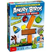 Board game Angry Birds Knock on Wood