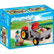 Country - Tractor met laadbak