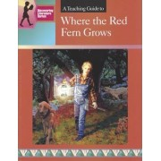 Guide...where Red Fern Grows by Mary Spicer