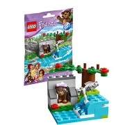 LEGO Friends - El Río de la Osa Parda, juego de construcción (41046)