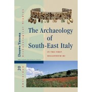 The Archaeology of South-East Italy in the First Millennium BC by Douwe Yntema