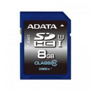 Card ADATA SDHC Premier 8GB UHS-I U1 ASDH8GUICL10-R
