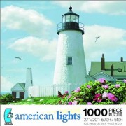 American Lights - Pemaquid Point Light