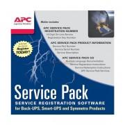 APC SERVICE PACK 3 YEARS WARRANTY EXTENSION (FOR SUA750I,SUA750RMI2U,SUA1000I, SUA750XLI) WBEXTWAR3YR-SP-02