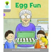 Oxford Reading Tree Biff, Chip and Kipper Stories Decode and Develop: Level 1: Egg Fun by Roderick Hunt