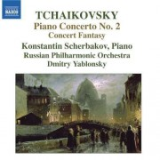 P.I. Tchaikovsky - Piano Concerto No.2 (0747313282425) (1 CD)