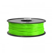 Filament pentru Imprimanta 3D 1.75 mm ABS 1.3 kg - Verde