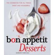 Bon Appetit Desserts by Barbara Fairchild