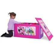Delta Children Minnie Maxi Contenitore Portagiochi, Plastica, Multicolore, 85.1 x 38.1 x 39.5 cm