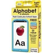 Alphabet Flash Cards by Alex A. Lluch