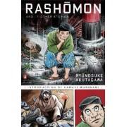 Rashomon and Seventeen Other Stories by Ryunosuke Akutagawa