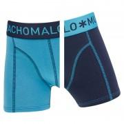 Boxershorts Jongens 2-pack Blauw
