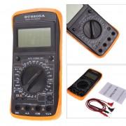 Aparat de Masura Digital DT9205A Multimetru Ampermetru Voltmetru