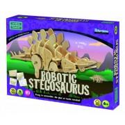 The Green Board Game Co. - Stegosauro robot, Gioco di costruzioni