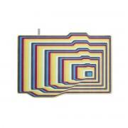 Flat'n - Up & Down Teppich 002 (125x180cm)